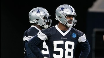 Robert Quinn has chance to make an impact for Cowboys
