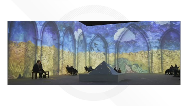 Van Gogh immersive art experiences coming this summer to Dallas