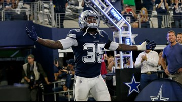 Safety Kavon Frazier testifies to Cowboys offense's new wrinkles