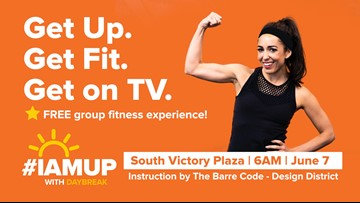 Sonia's free summer fitness series