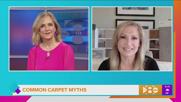 Common Carpet Myths with 50 Floor