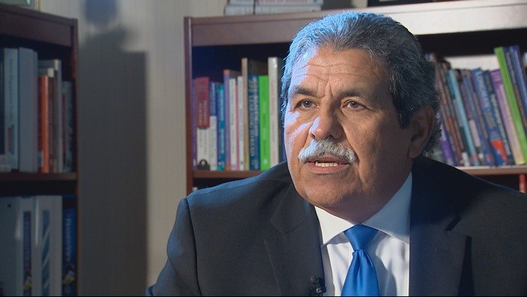 Dr. Michael Hinojosa, Dallas ISD superintendent