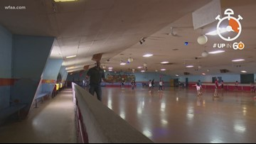 Up in 60: Skating rink in Mesquite rolls through the decades