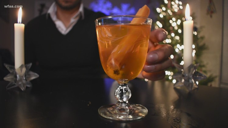 How to make Ponche Navideño, a traditional Mexican drink served for the holidays