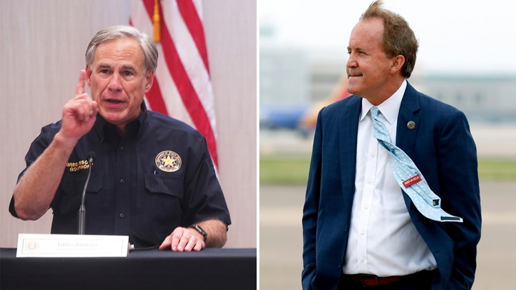 Why the Right is running against Gov. Greg Abbott, AG Ken Paxton
