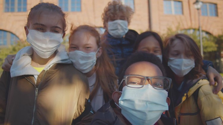 Here are the North Texas school districts requiring masks