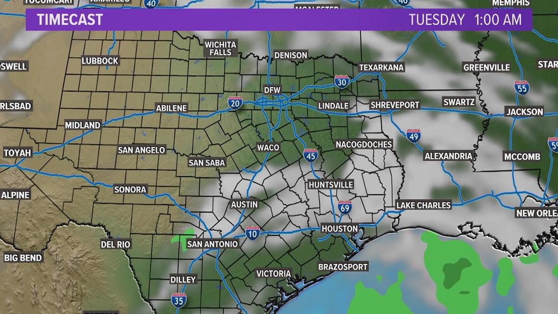 Rain Chances This Week