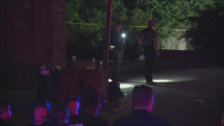 Violence on the Fourth: At least 23 people shot across Fort Worth and Dallas during holiday