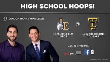 Replay: No. 9 Little Elm 62, No. 6 The Colony 61