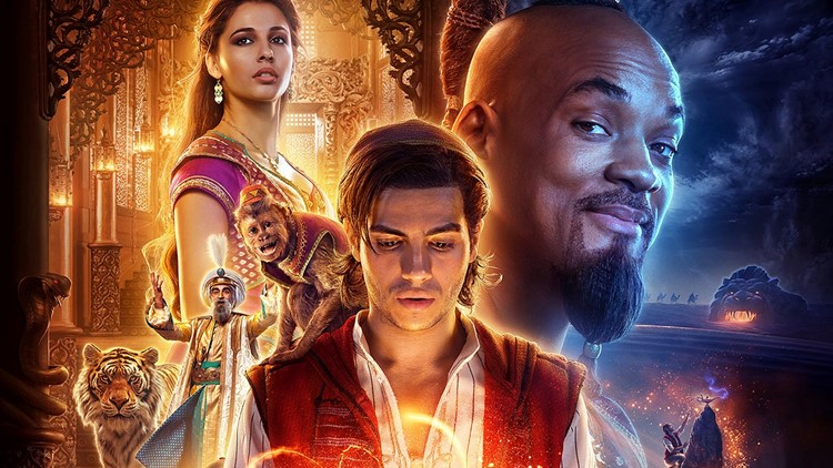 'Aladdin' review: Disney's remake is a nostalgic and magical carpet ride