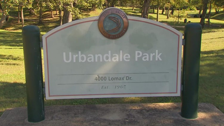 'I was fighting for my life': Woman attacked by masked man in Dallas neighborhood park