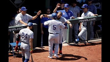 New names triggering May bounceback for Texas Rangers