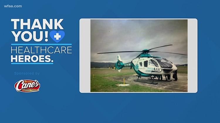 Healthcare Heroes: Jennifer Larck