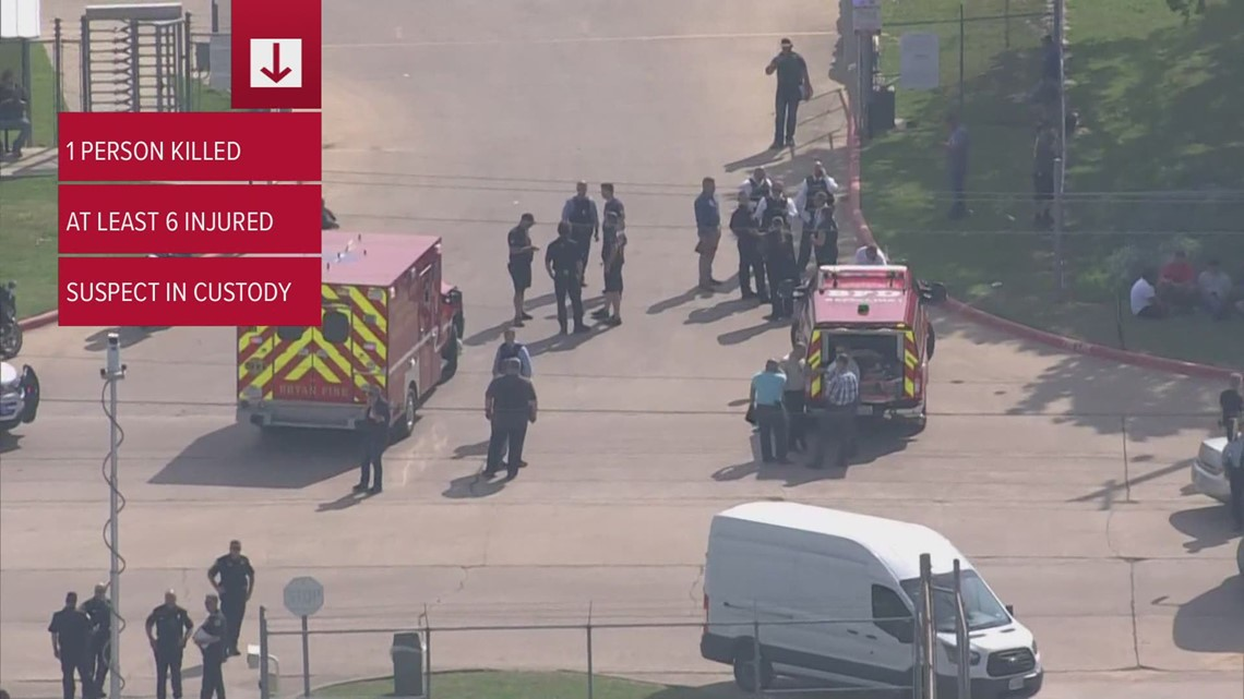 What we know about the deadly mass shooting in Bryan, Texas