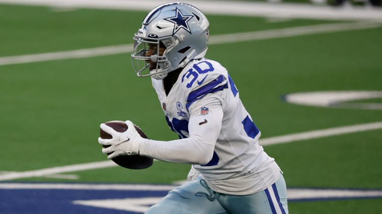 Cowboys CB Anthony Brown welcomes competition from all comers