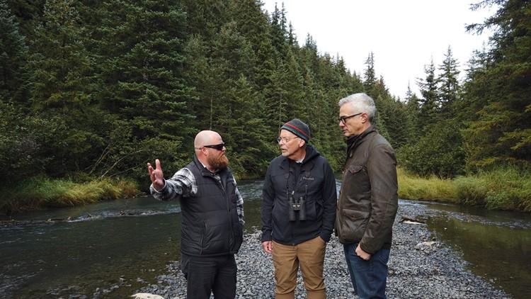 Show me! Verify takes climate change skeptic to Alaska