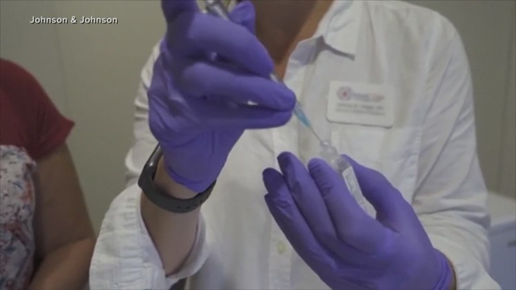 City of Dallas, Visiting Nurse Association put program to vaccinate in-home residents on hold after Johnson & Johnson 'pause'
