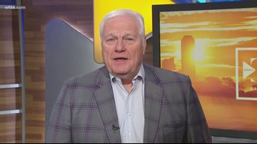 Dale Hansen says Carol Reed 'owned every room she was in'