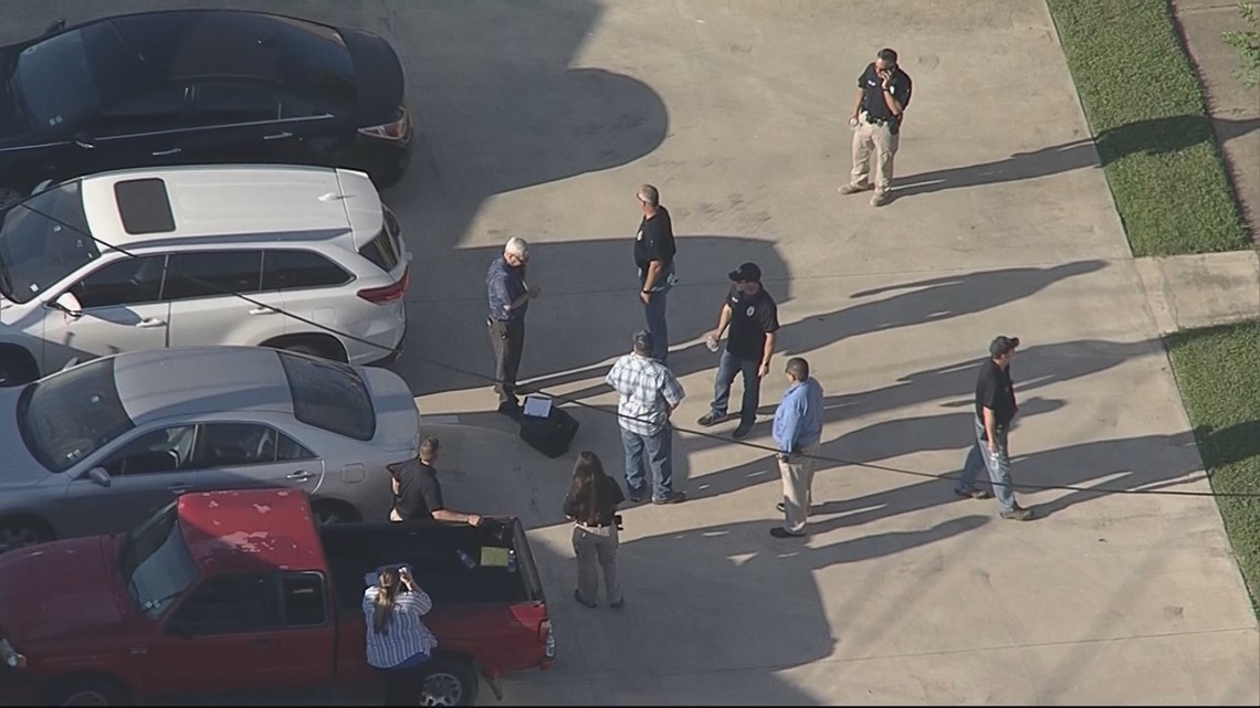 PHOTOS: Search intensifies for missing Denton boy | wfaa com