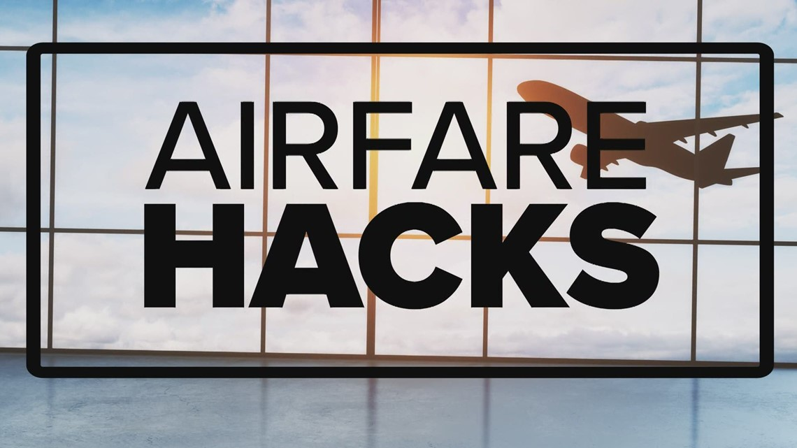 Airfare Hacks: How to get cheap plane tickets for your summer vacation