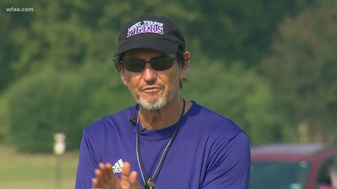 Briles speaks for first time since hire at Mt. Vernon