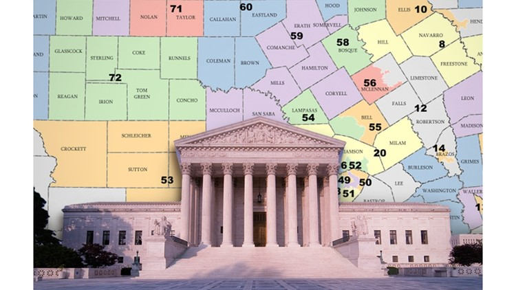 Texas redistricting: What happens to the elected officials who were drawn out of their districts?