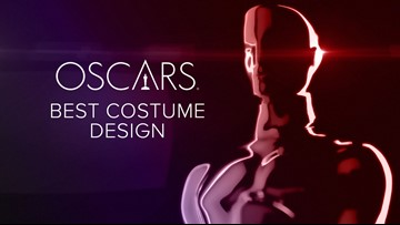 Your vote: Who will win the Oscar for Best Costume Design?