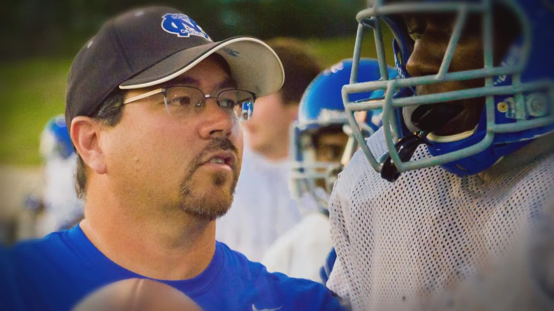 New assistant football coach at Allen High School dies after weeks-long COVID fight