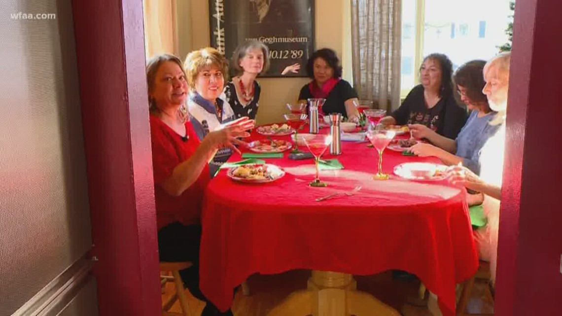 Baking Sunday: A Dallas tradition for these friends