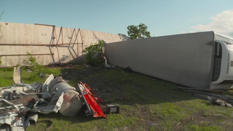 EF2 tornado confirmed in Waxahachie