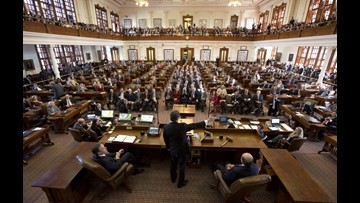 It's bill-filing season: Here's some of what Texas legislators are proposing