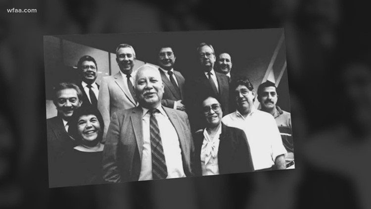 WFAA Academy: Nonprofit focuses on sharing history of Mexican Americans in Dallas