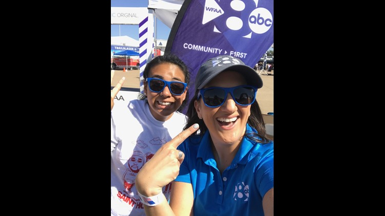 PHOTOS: WFAA Community First Day at the Bell Fort Worth Alliance Air Show