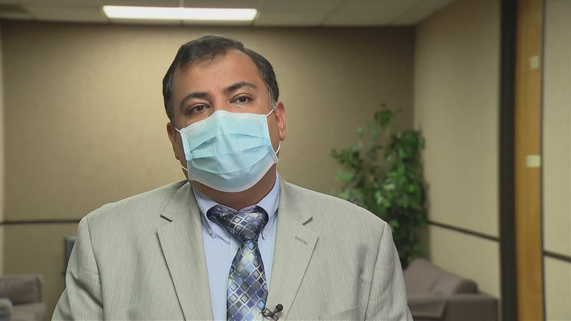 'Let's follow it': Tarrant County officials hoping residents comply after CDC's reversal on masks