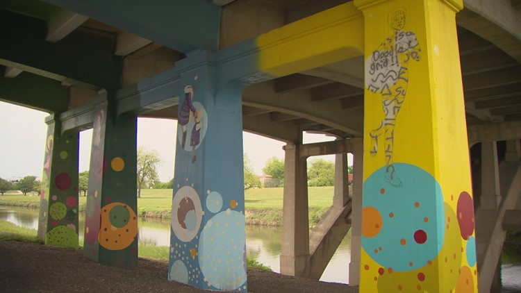 Public mural project at center of controversy in Fort Worth