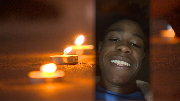 Marc Strickland was killed during a shooting on Jan. 11