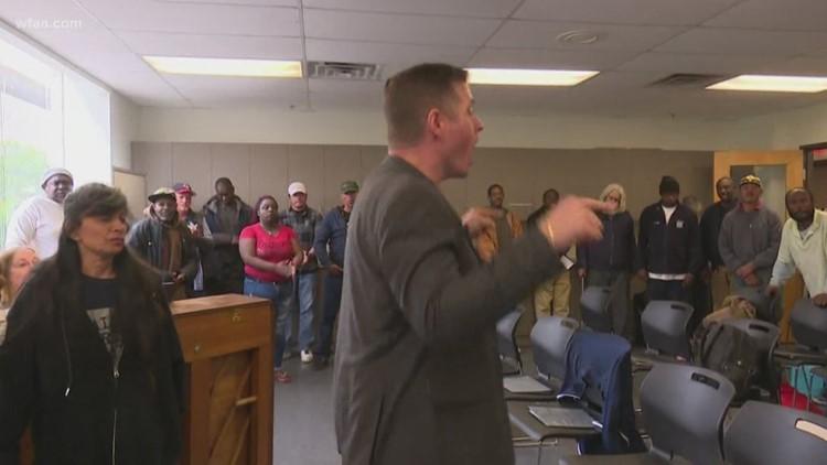 Dallas Street Choir inspiring others