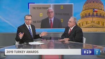 Inside Texas Politics: Round One of the 2019 Turkey Awards