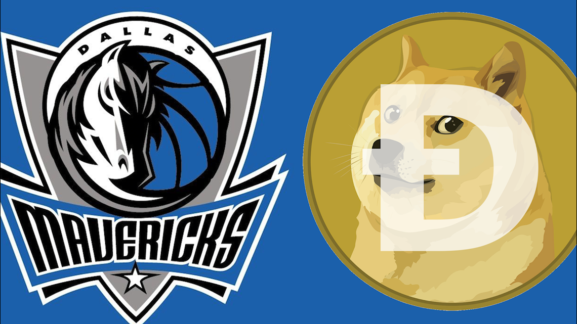 Dallas Mavericks become first NBA team to accept Dogecoin for tickets and  merchandise | wfaa.com