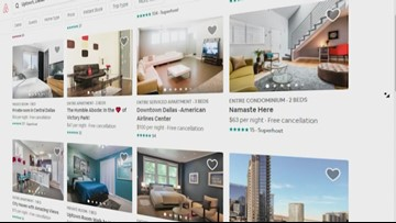 How big of a business is Airbnb in North Texas? Try $64 million – in 2018 alone