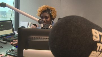 How one woman went from homeless to Dallas radio star