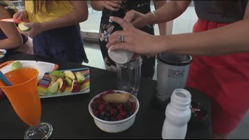 Wellness Wednesday: Healthy summer snacks