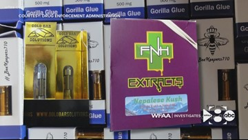 We had vaping products tested in a lab. Here's what we found.