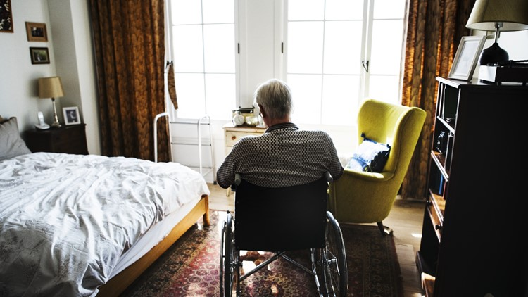 From averaging 600 COVID-19 cases a day to now 10, Texas long-term care facilities reaching record-low numbers in April