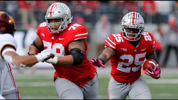 Two running backs Cowboys could consider in NFL Draft