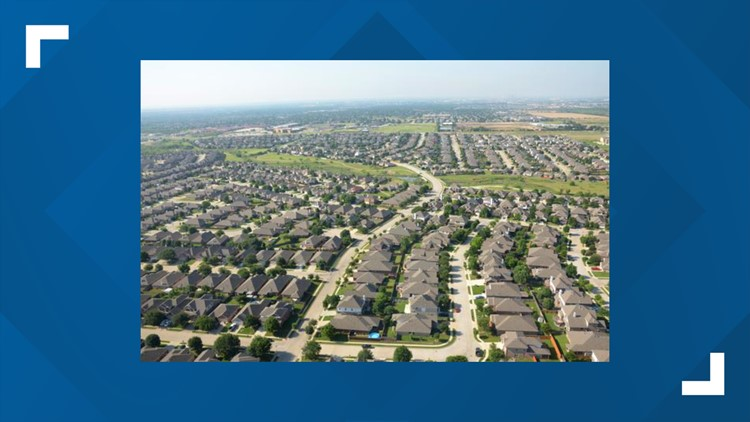 10,000 new homes planned in Reunion community northwest of Fort Worth