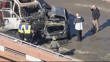 2 dead after vehicle runs stop sign, crashes into another vehicle in Forney, police say