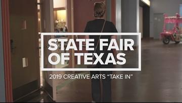 "2019 State Fair of Texas Creative Arts ""Take-In"""