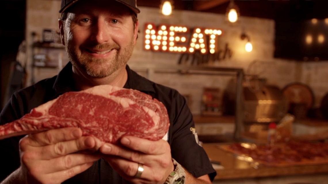 Shaping: DFW - Matt Pittman of Meat Church BBQ