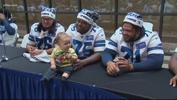 Cowboys spread cheer and prepare for finals push
